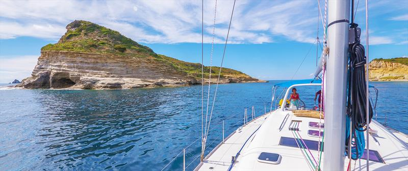 Corfu Sailing with Sailing Holidays - photo © Sailing Holidays
