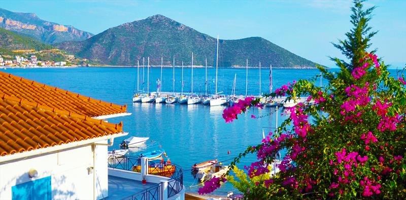 Saronic Islands with Sailing Holidays - photo © Sailing Holidays