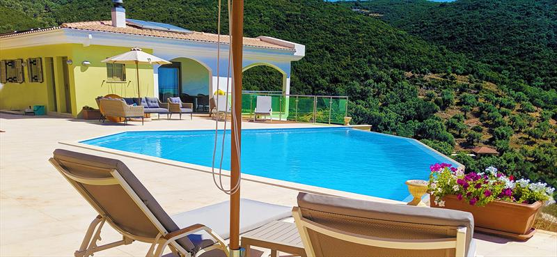 Villa Meandros with Sailing Holidays - photo © Sailing Holidays