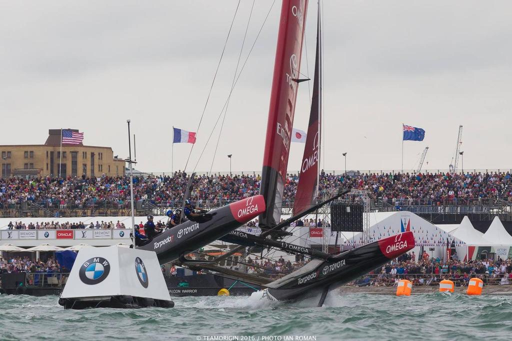 13667724 10154979299159692 7869999477054643986 o - Louis Vuitton America's Cup World Series Portsmouth, July 22-24, 2016 - photo ©  Ian Roman