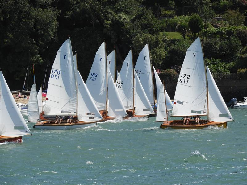 Salcombe Gin Salcombe Yacht Club Annual Regatta - photo © Margaret Mackley