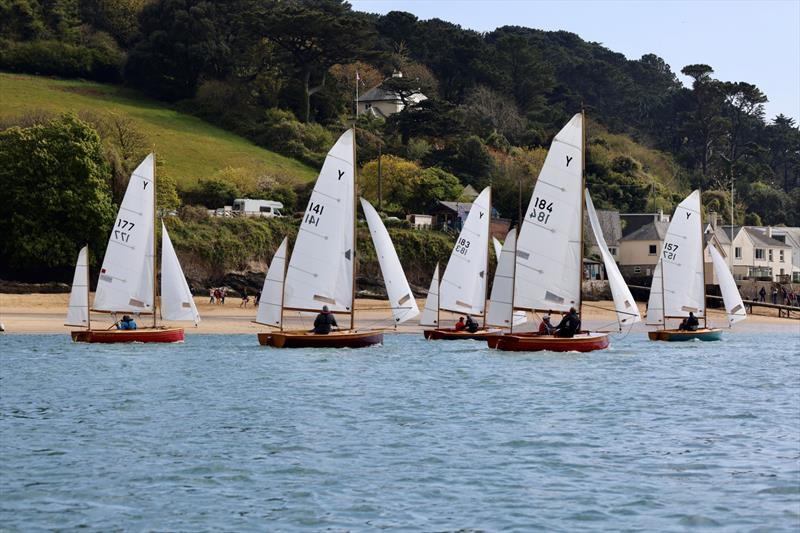 Salcombe Yacht Club Salcombe Yawl 2021 Early May Open - photo © Lucy Burn