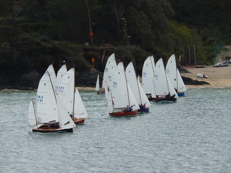 Salcombe Early May Yawl Open - photo © Malcolm Mackley