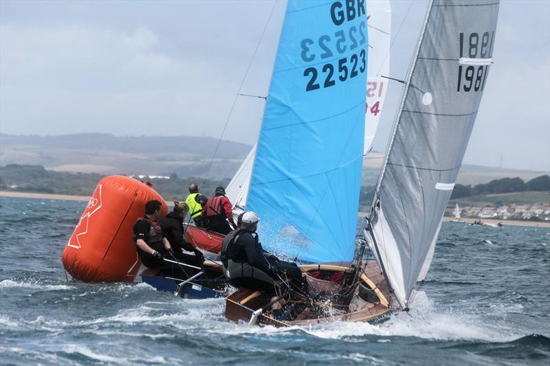 Weymouth Dinghy Regatta 2015 photo copyright Richard White taken at  and featuring the Scorpion class