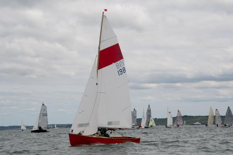 Seafly Nationals at the Lymington Dinghy Regatta - photo © Paul French