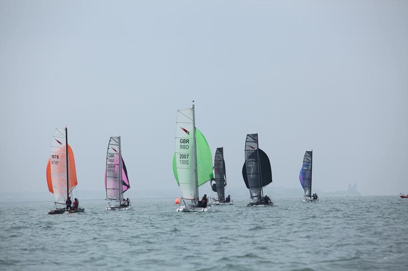 Shearwater TT Round 2 at Minnis Bay Sailing Club