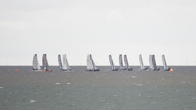 63rd Shearwater National Championships at Brightlingsea Sailing Club - Overall