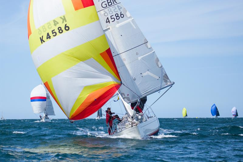 Inaugural Bangor Town Regatta photo copyright Andrew Gallagher taken at Ballyholme Yacht Club and featuring the Sigma 33 class