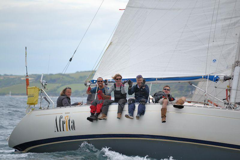 South West Sigma 33 Championships at St Mawes - photo © Graham Pinkney