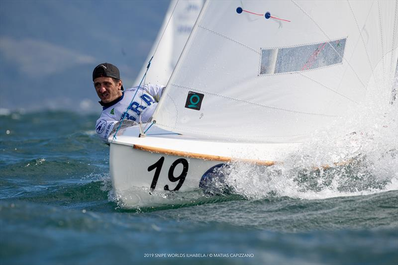 2019 Snipe World Championship - Day 3 - photo © Matias Capizzano