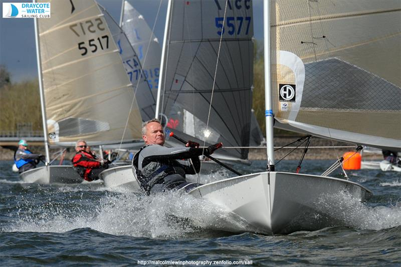 Solo Midlands Area Open at Draycote Water - photo © Malcolm Lewin / www.malcolmlewinphotography.zenfolio.com/sail