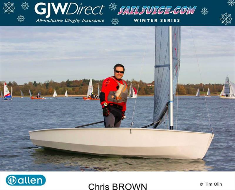 Chris Brown during the Fernhurst Books Draycote Dash - photo © Tim Olin / www.olinphoto.co.uk