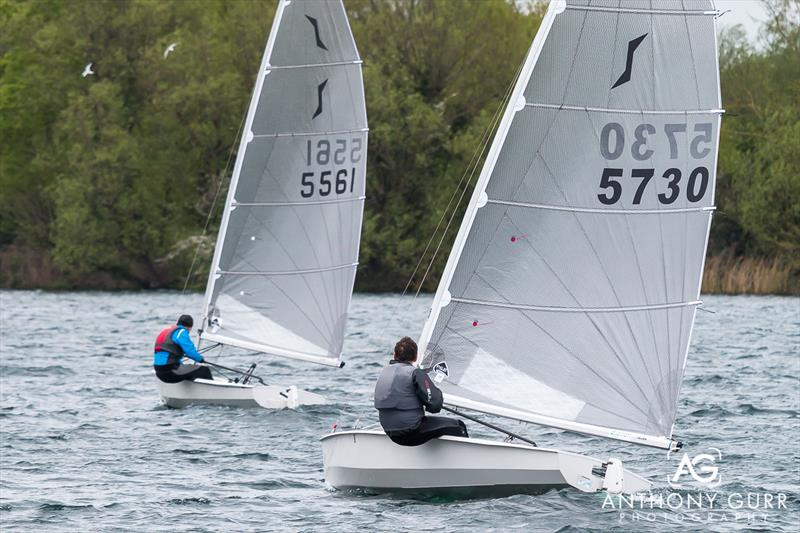 Vince Horey (5730) and Tim Lewis (5561) during the Littleton Solo Open - photo © Anthony Gurr