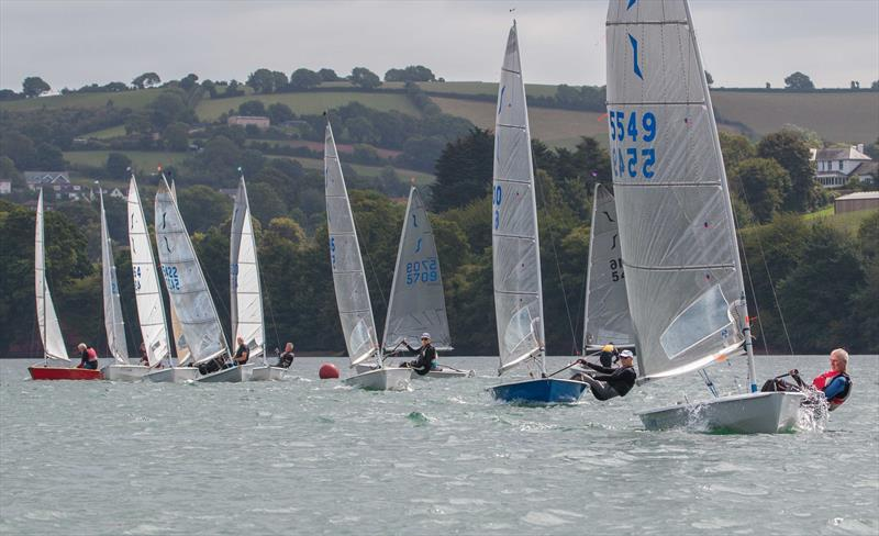 Solo Western Area Series at Teign Corinthian YC - photo © Garnett Showell