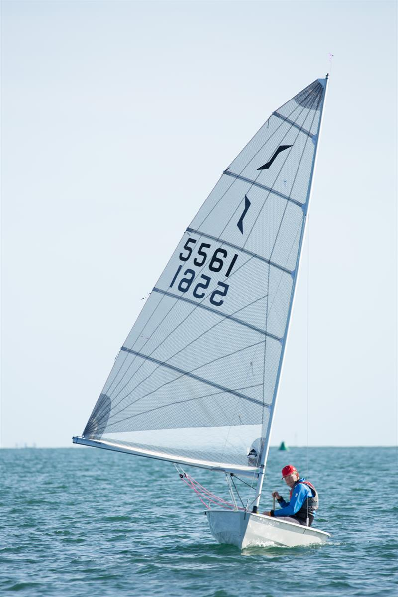 Solo Open at Mengeham Rythe Sailing Club
