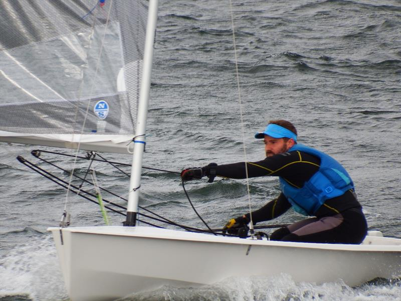 North Sails Tom Gillard is preparing for his 2019 season by attending the Selden Sailjuice Winter Series - photo © Will Loy