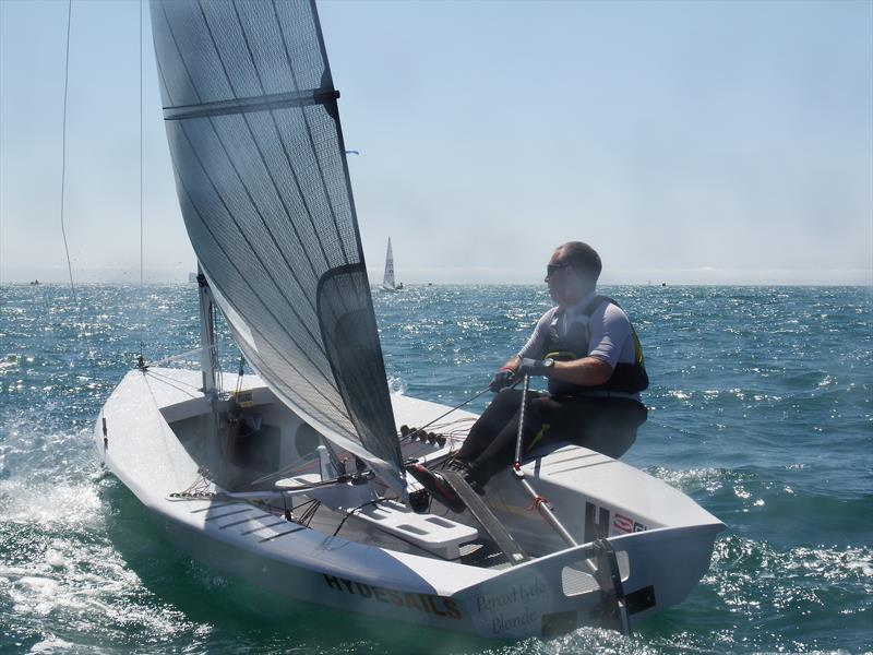 Hyde Sails' Richard Lovering will be gunning for the Championship - photo © Will Loy