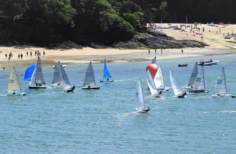 Salcombe Yacht Club Summer Series Race 7 - photo © Sophie Mackley