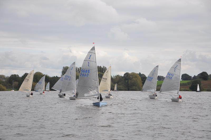 Budworth Solo Open photo copyright James Prestwich taken at Budworth Sailing Club and featuring the Solo class
