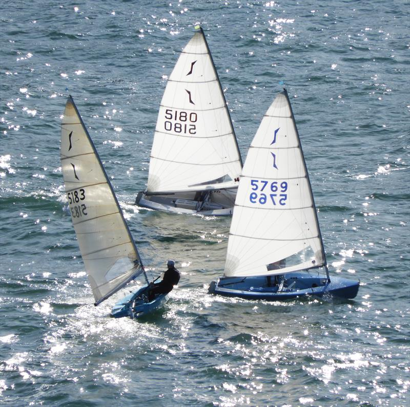 Salcombe Autumn Solo Open photo copyright Margaret Mackley taken at Salcombe Yacht Club and featuring the Solo class