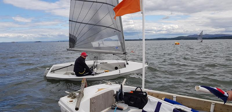 HD Sails Scottish Solo Travellers at Dalgety Bay - photo © Glenn Halstead