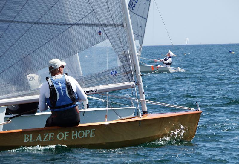 Magic Marine Solo Nation's Cup in Carnac - NED 601 owned by Marc Dieben - photo © Will Loy