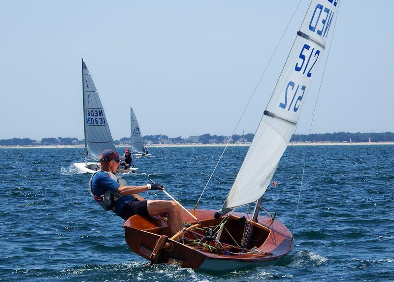 Magic Marine Solo Nation's Cup in Carnac - NED 512 owned by Floris Eijsink - photo © Will Loy