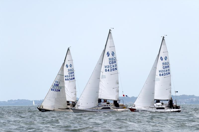 Sonata Open at the Island Sailing Club, Cowes