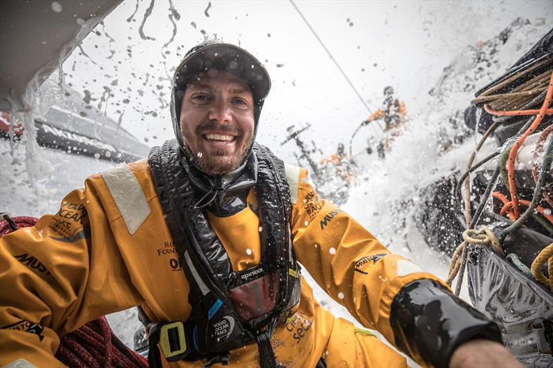 Spinlock products in action in the Volvo Ocean Race - photo © Sam Greenfield / Volvo Ocean Race