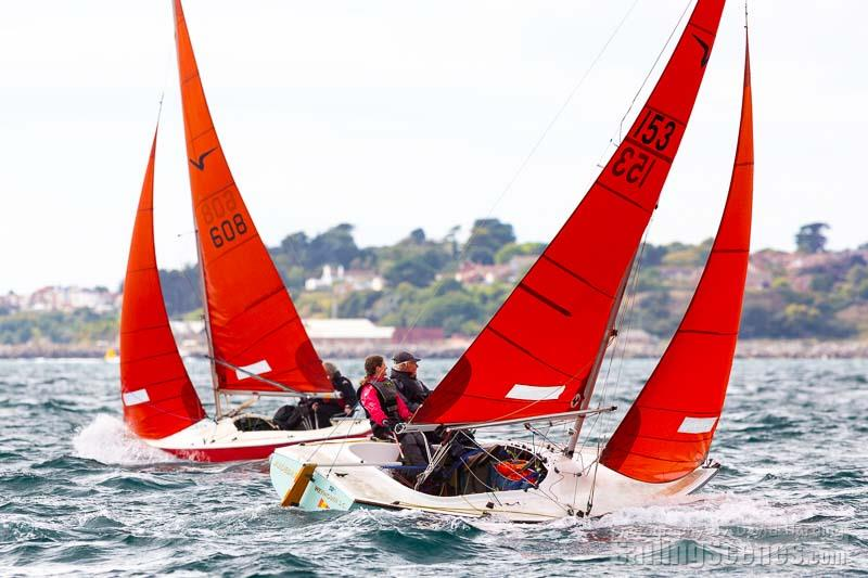Weymouth Yacht Regatta 2018 - photo © David Harding / www.sailingscenes.com