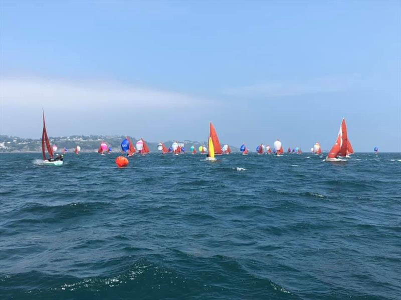 Squib Nationals at Torbay day 4 - photo © RTYC