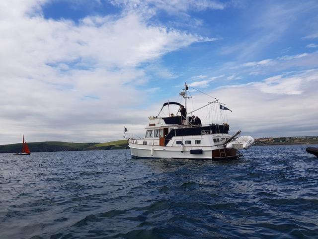 Irish Squib South Coast Championship at Kinsale Yacht Club