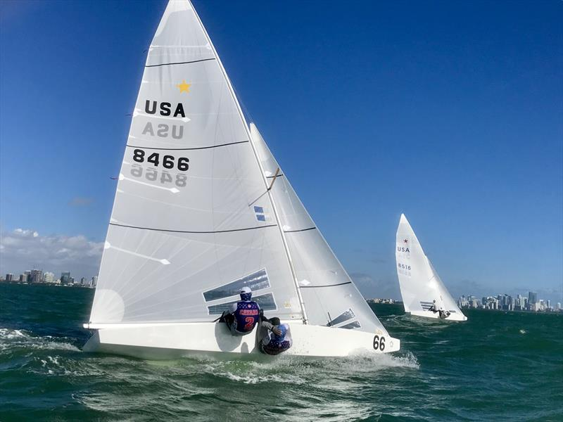 Star Midwinter Championship in Miami - photo © Kathleen Tocke