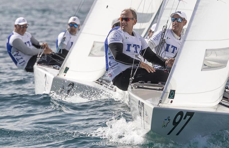 2017 Star Sailors League Finals - Day 3 - photo © Carlo Borlenghi