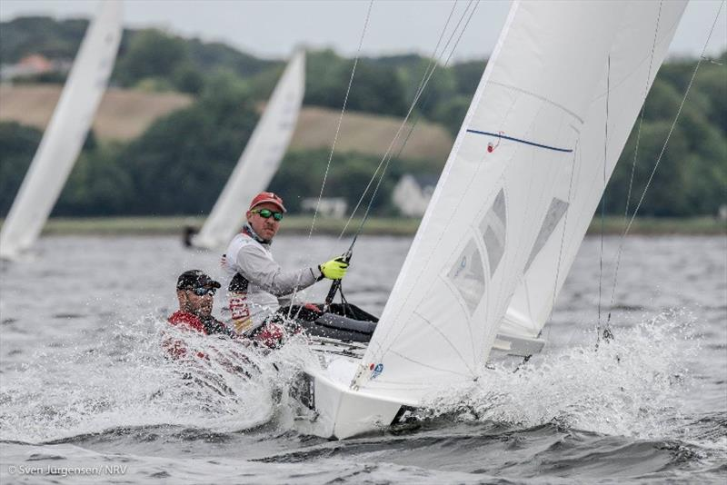 Star Class European Championship - photo © Sven Jurgensen / NRV