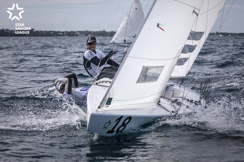 Star Sailors League Finals 2018 - photo © Gilles Morelle