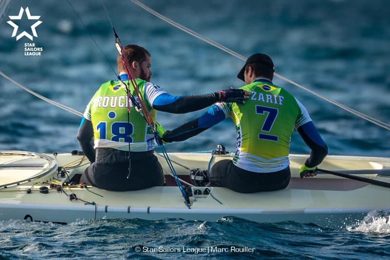 Star Sailors League Finals 2018 photo copyright Gilles Morelle / Star Sailors League taken at Nassau Yacht Club and featuring the Star class