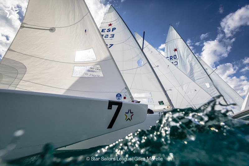 Star Sailors League Finals 2019 - Day 3 - photo © Gilles Morelle