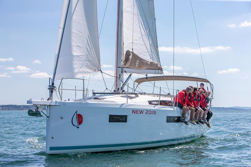 Set sail with Sunsail at the Southampton International Boat Show - photo © www.Sportography.tv