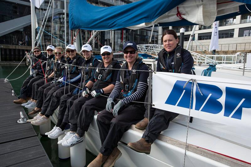 Associated British Ports will have a team participating again in the Women's Cup at Southampton Sailing Week - photo © Rees Leisure