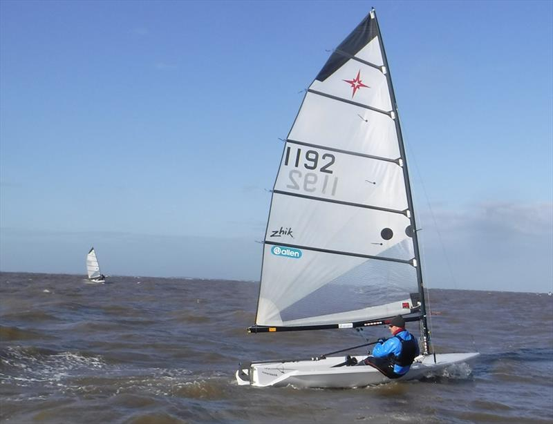 Gavin Young during the 2019 Supernova Sea Championships - photo © Snettisham Beach SC