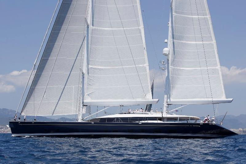 Q wins first ever Superyacht Cup Palma Corinthian Class contest - photo © Claire Matches / www.clairematches.com
