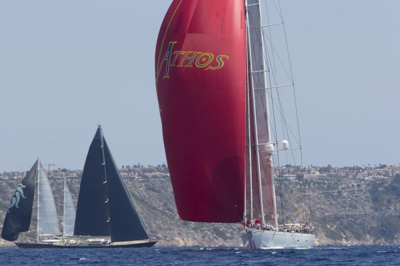The Superyacht Cup Palma - photo © Claire Matches / www.clairematches.com