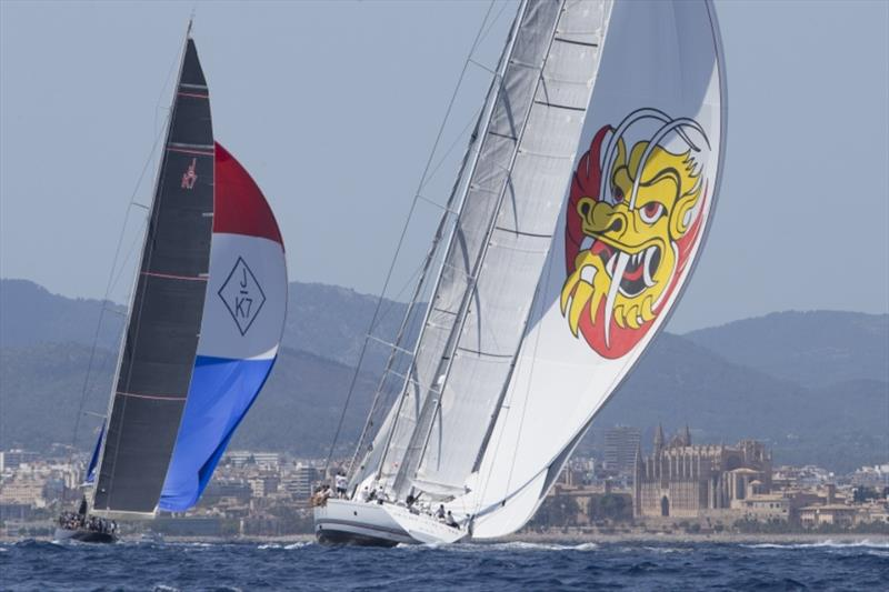 2019 Superyacht Cup Palma photo copyright Claire Matches / www.clairematches.com taken at  and featuring the Superyacht class