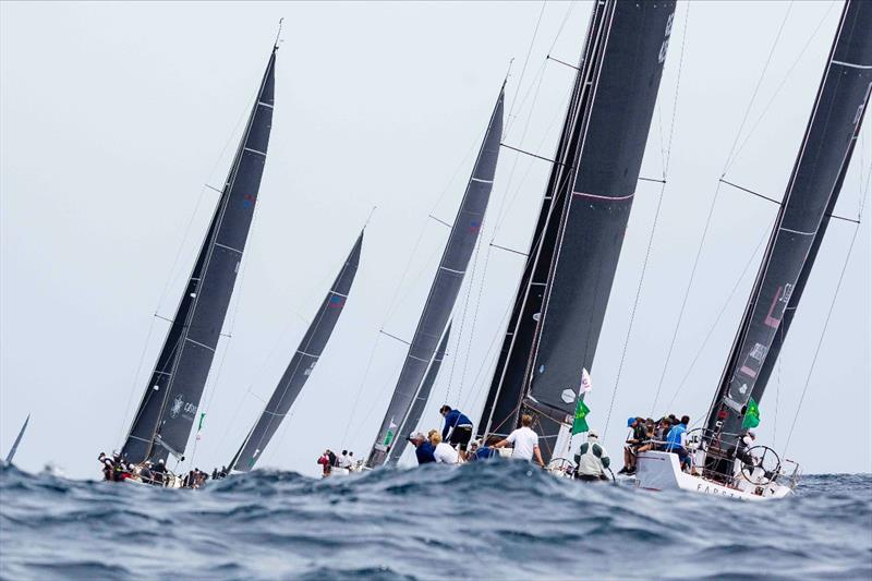 Final day - The Nations Trophy - Swan One Design Mediterranean League - Saint-Tropez - photo © Nautor's Swan