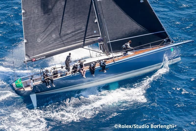 Rolex Giraglia 2019 - photo © ROLEX / Studio Borlenghi