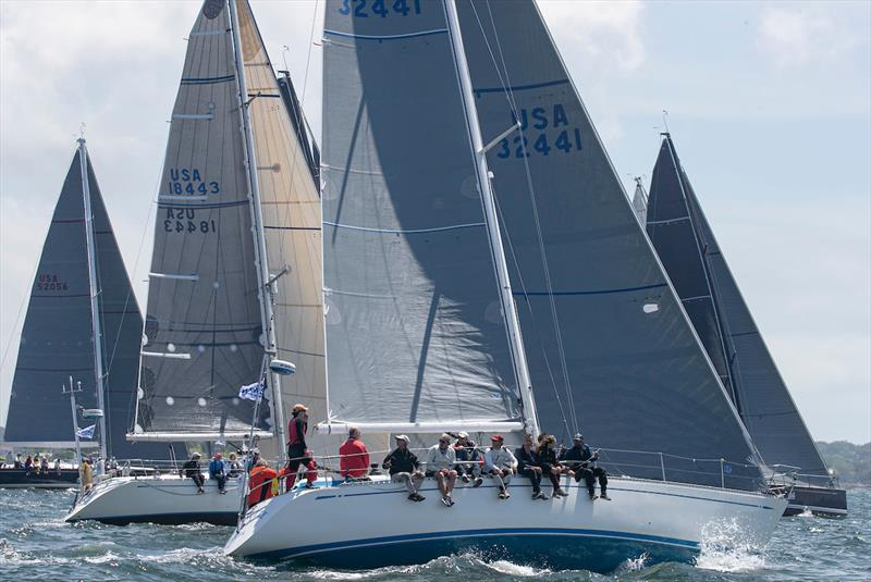 ORC start - 165th New York Yacht Club Annual Regatta - photo © Daniel Forster