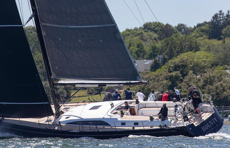 Bounty - 165th New York Yacht Club Annual Regatta - photo © Daniel Forster