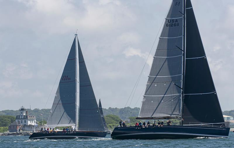 165th New York Yacht Club Annual Regatta - photo © Daniel Forster