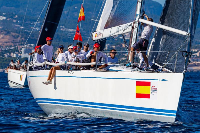 The Nations Trophy 2019 - Day 1 - photo © Nautor's Swan